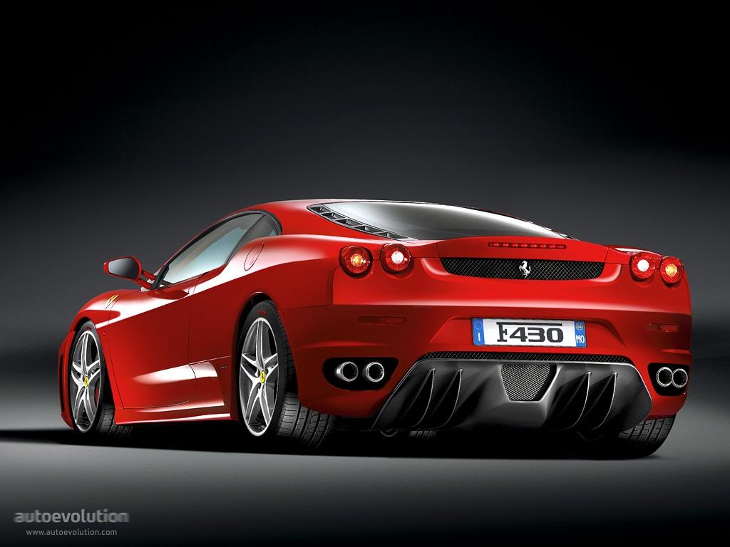 Ferrari F430 Specs 2004 2005 2006 2007 2008 2009