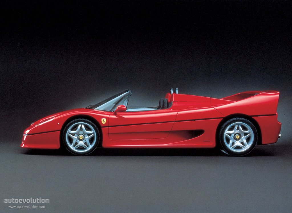 ferrari f50 specs 1995 1996 1997 autoevolution. Black Bedroom Furniture Sets. Home Design Ideas