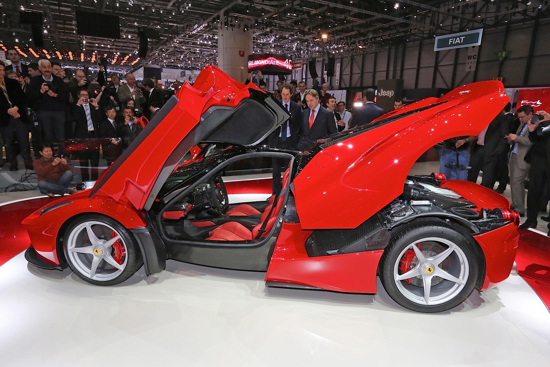Ferrari Laferrari Specs 2013 2014 2015 Autoevolution