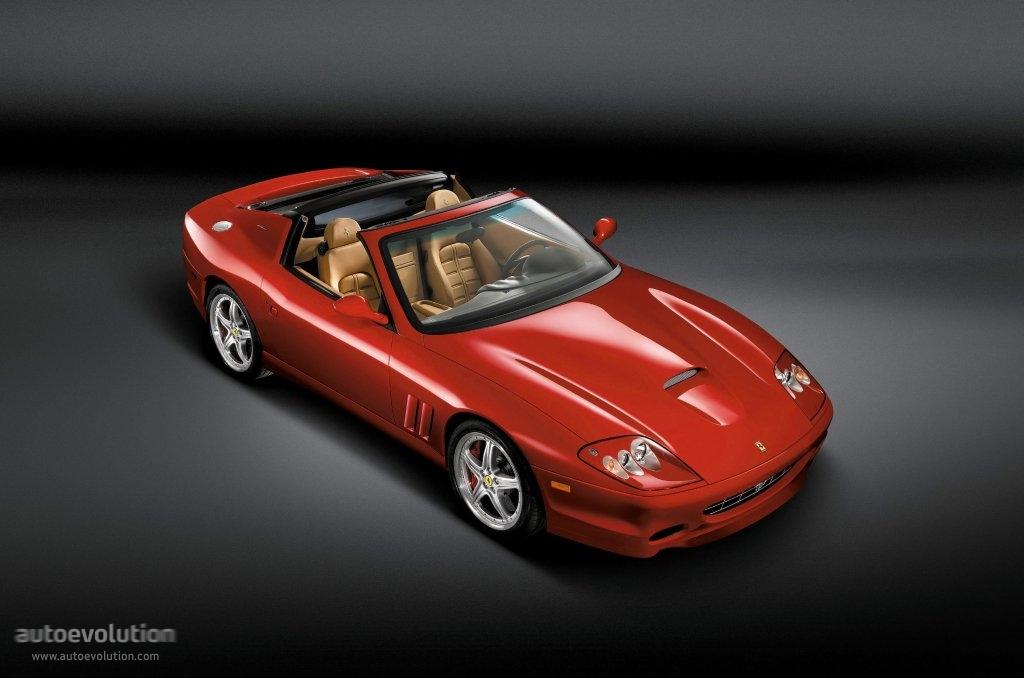Ferrari 575 M Superamerica Spezifikationen Fotos 2005 2006 Autoevolution In Deutscher Sprache