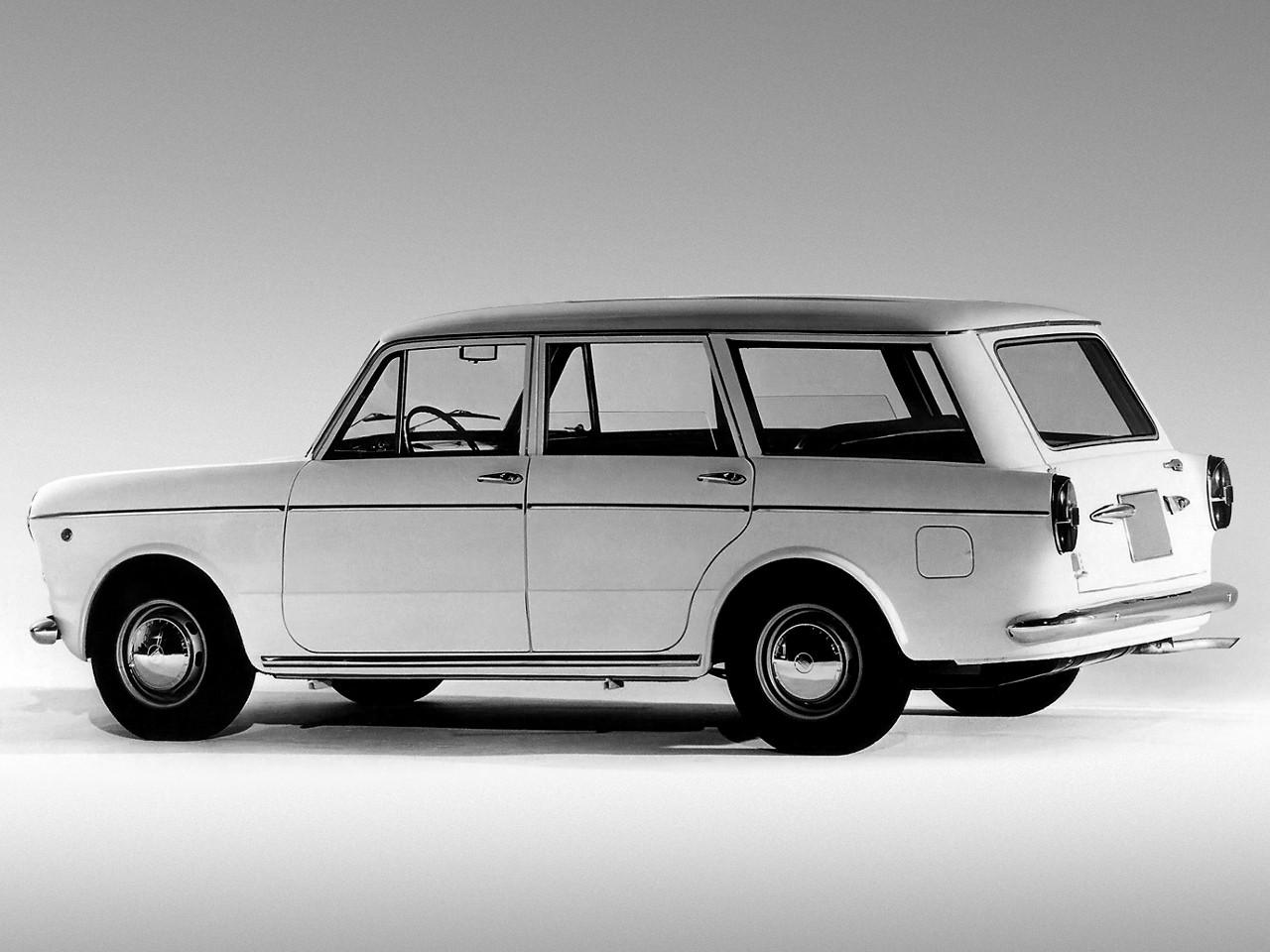 Fiat 1100 D Station Wagon 1962 1963 1964 1965 1966