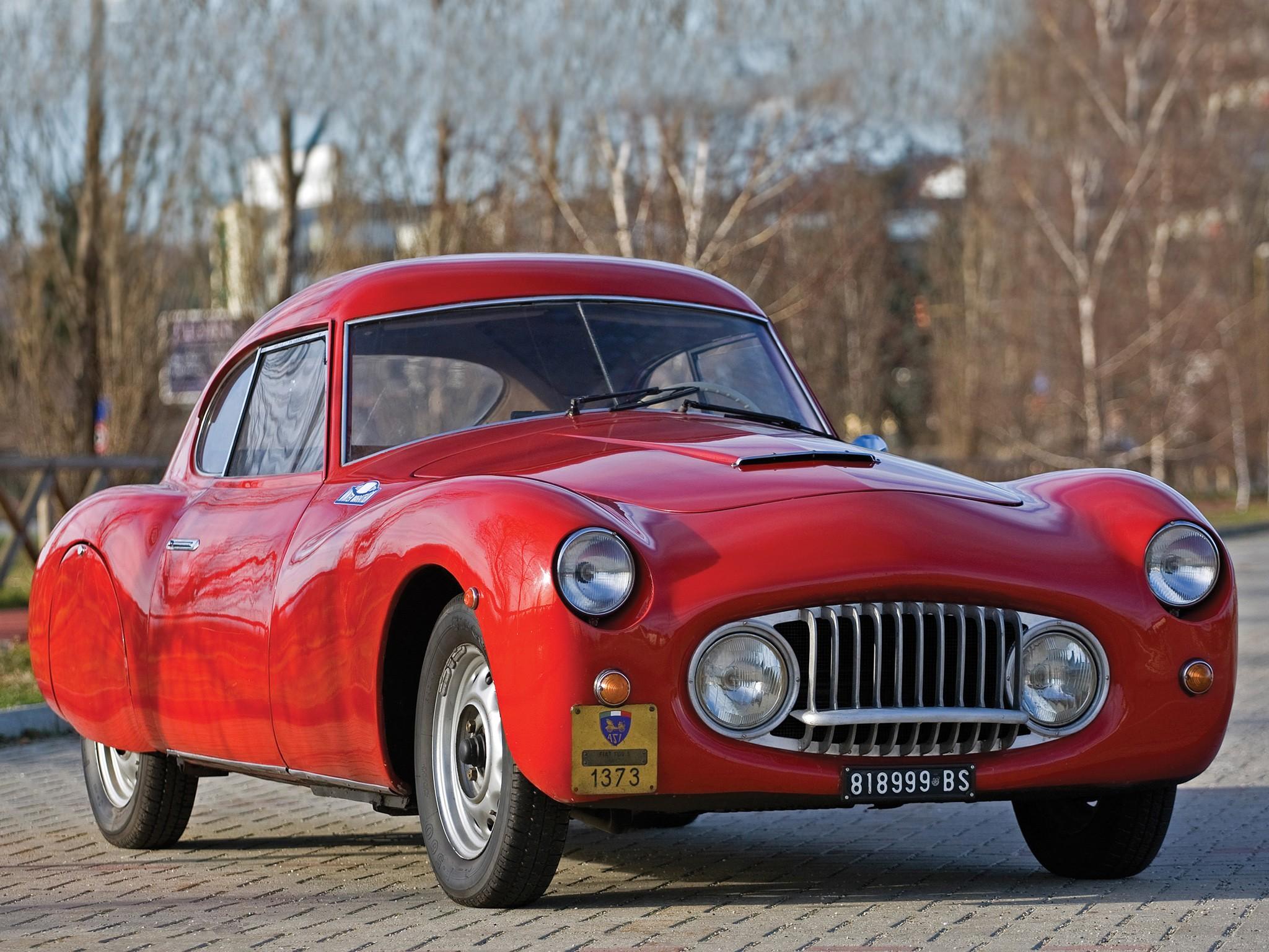 Fiat 1100 S 1947 1948 1949 1950 Autoevolution