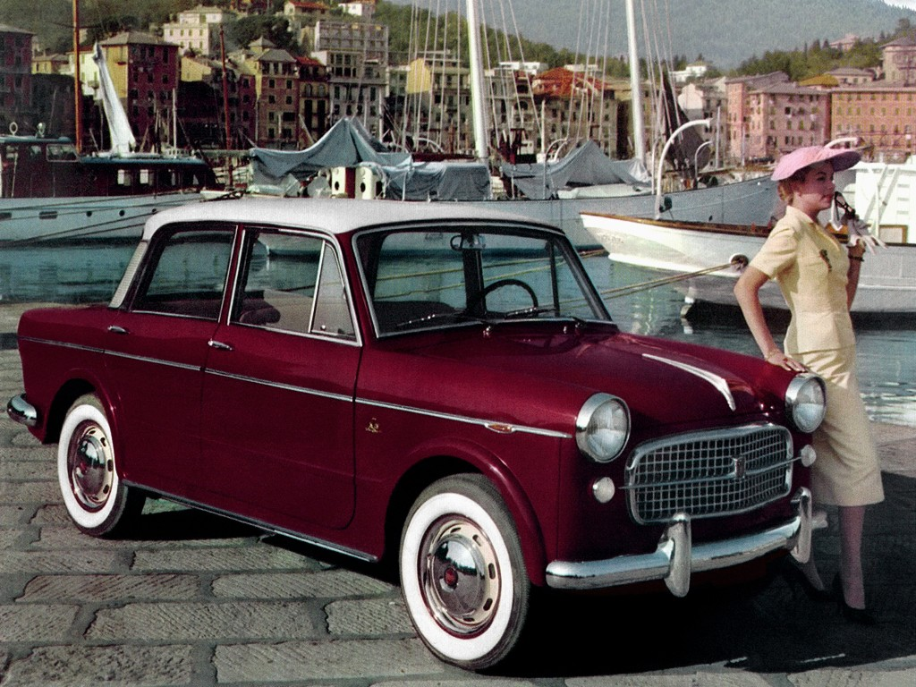 Fiat 1200 Specs Amp Photos 1957 1958 1959 1960 1961