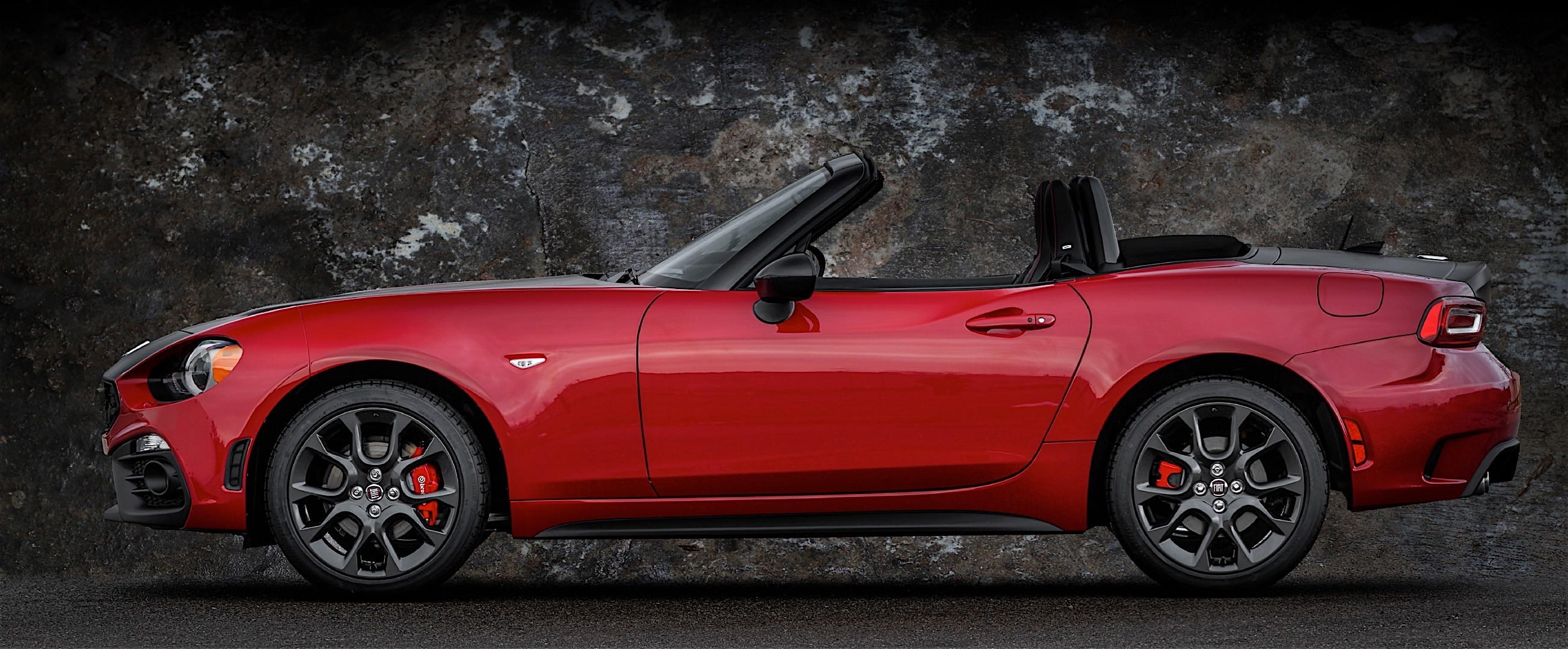 Fiat 124 Abarth Spider 2017 Autoevolution