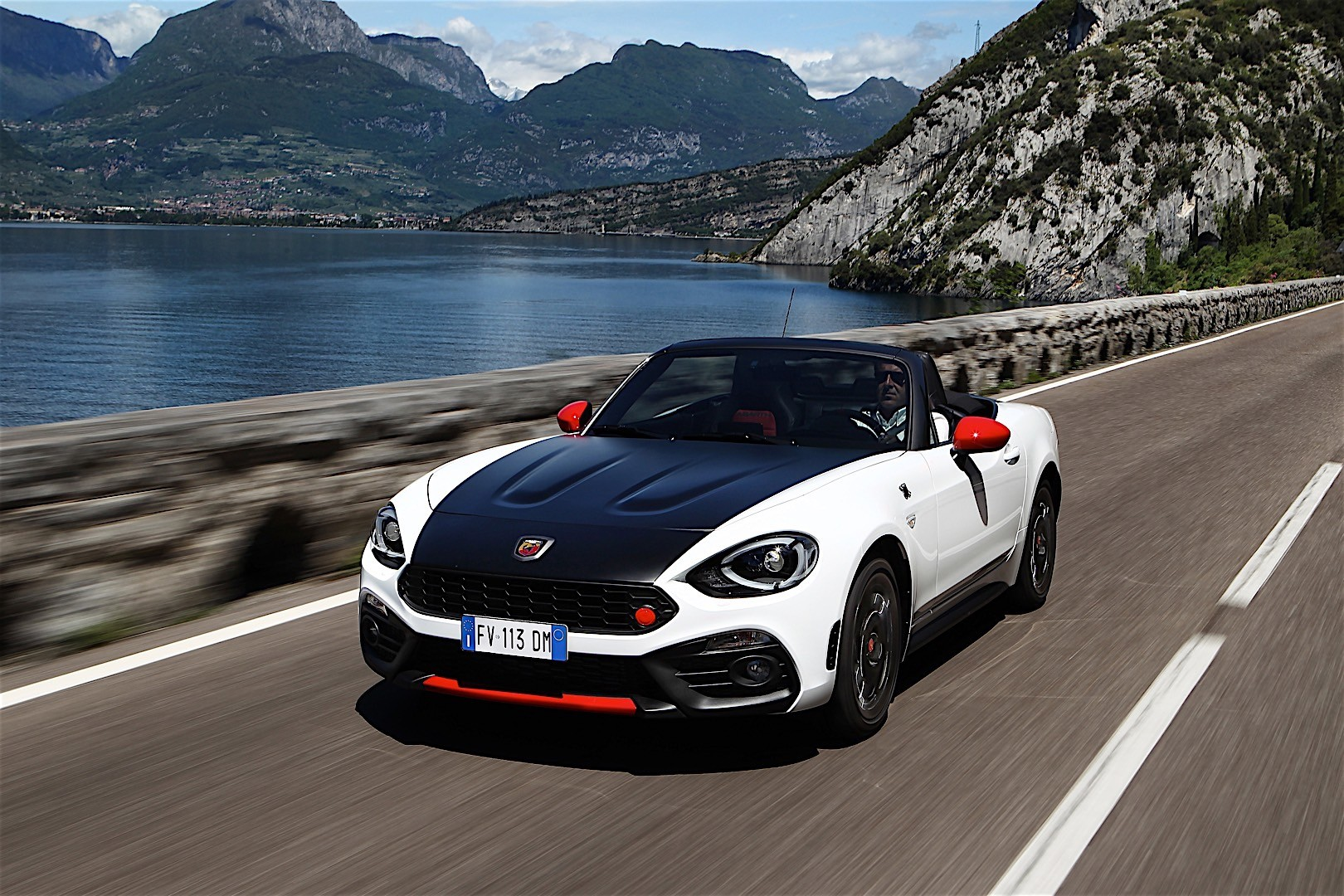 Fiat 124 Abarth Spider 2017 on new fiat spider 2017