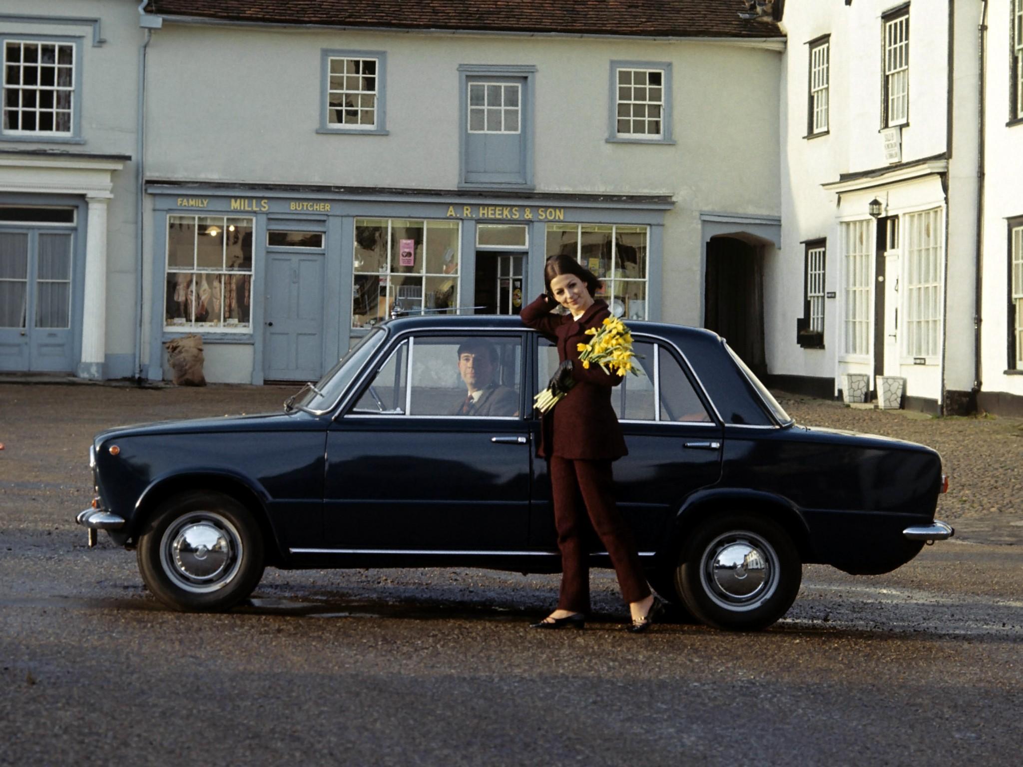 FIAT 124 Saloon specs & photos - 1966, 1967, 1968, 1969 ...