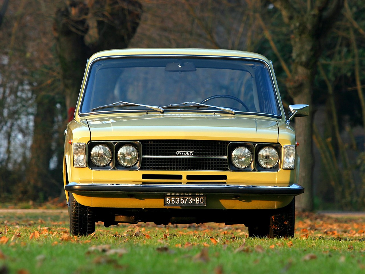 FIAT 124 Special T 1968 - 1974
