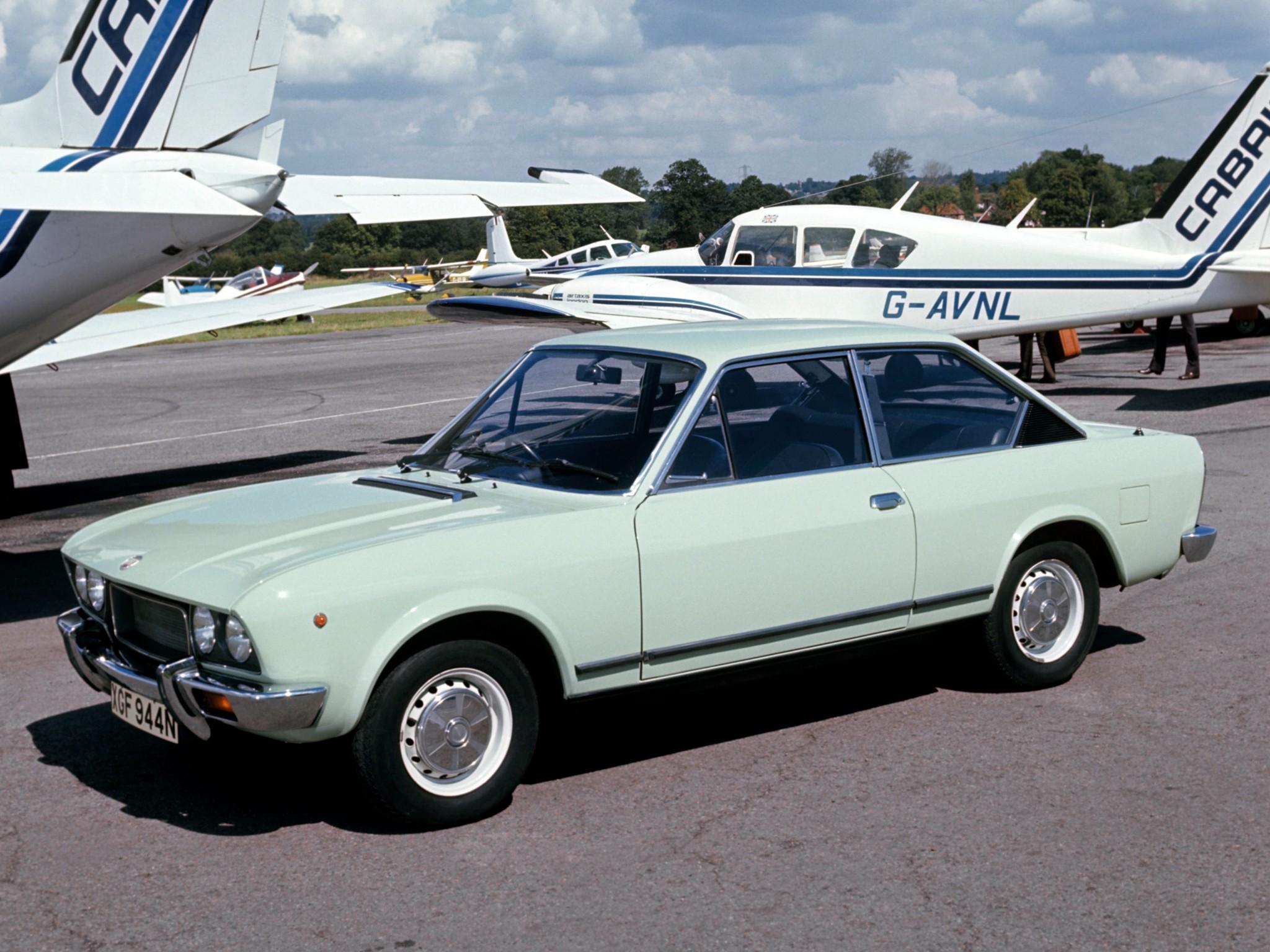 Fiat 124 Sport Coupe Cc Specs 1972 1973 1974 1975 1976 Autoevolution