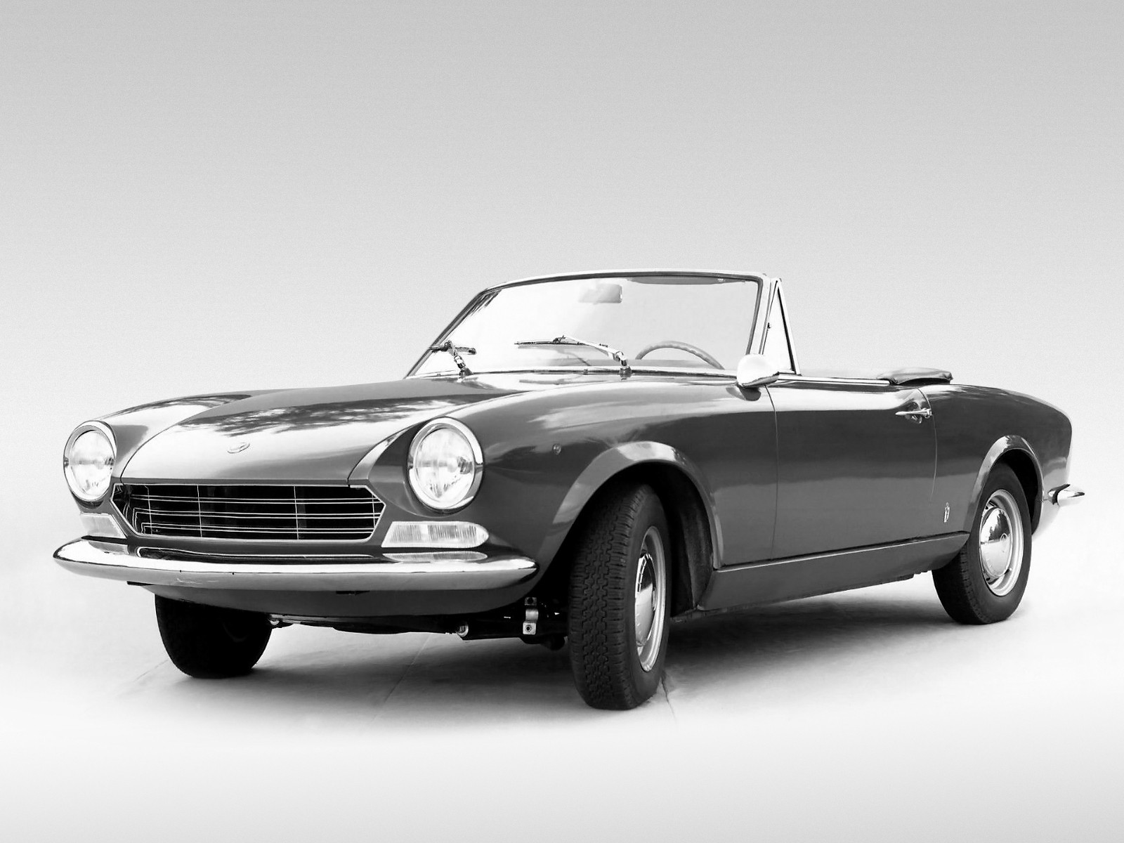 fiat 124 sport spider specs 1966 1967 1968 1969 autoevolution. Black Bedroom Furniture Sets. Home Design Ideas