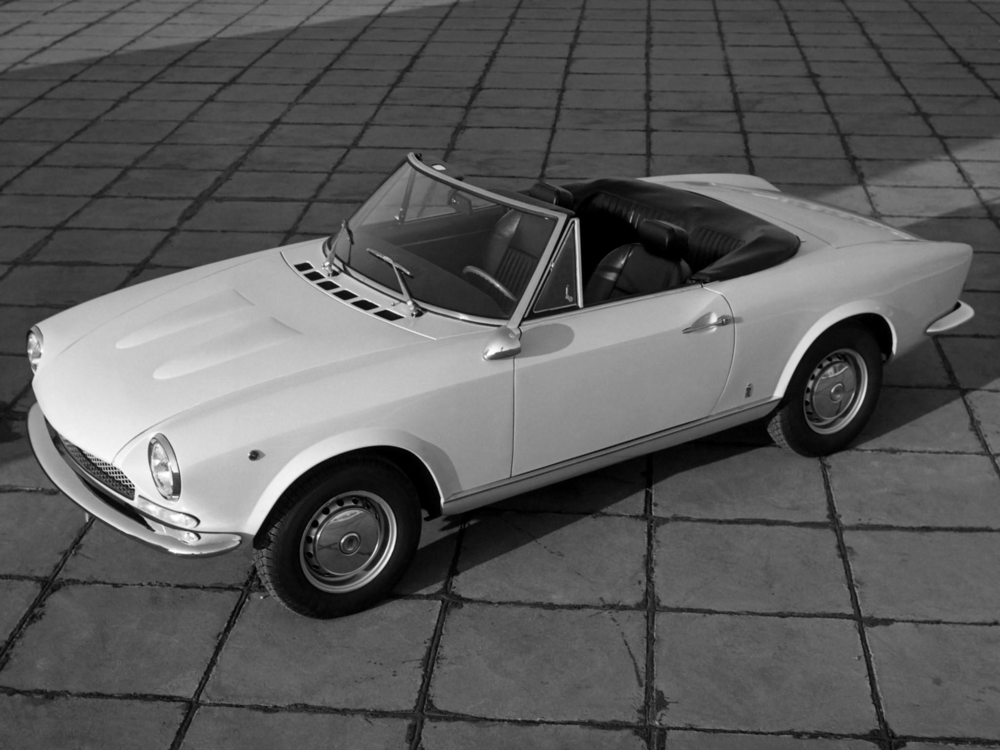 Green Buick Gmc >> FIAT 124 Sport Spider - 1969, 1970, 1971, 1972 - autoevolution