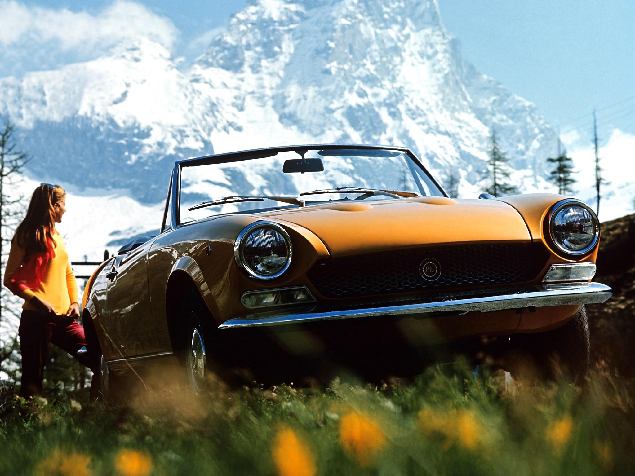 Fiat Sport Spider