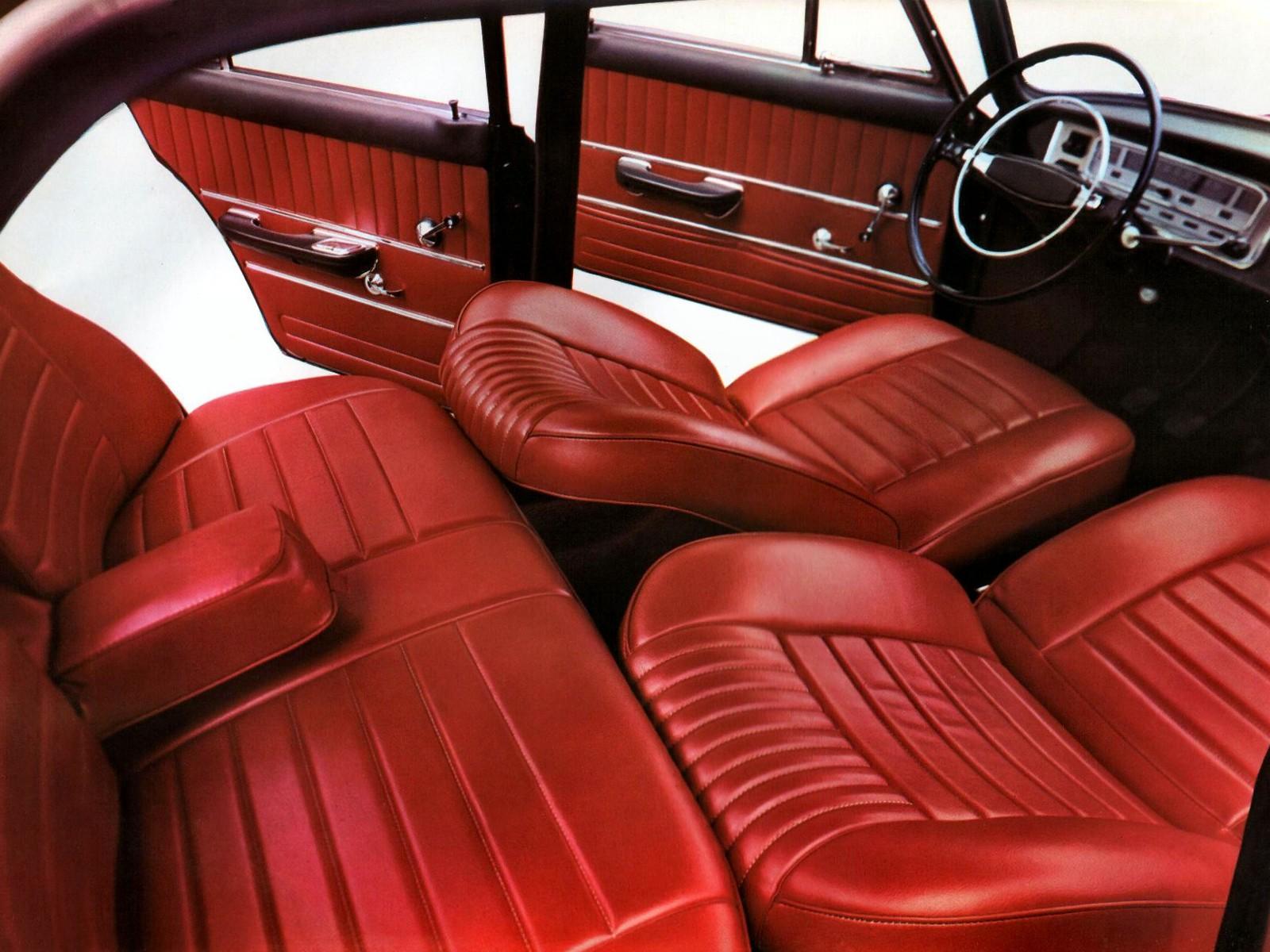 Fiat 125 1967 1968 1969 1970 1971 1972 Autoevolution