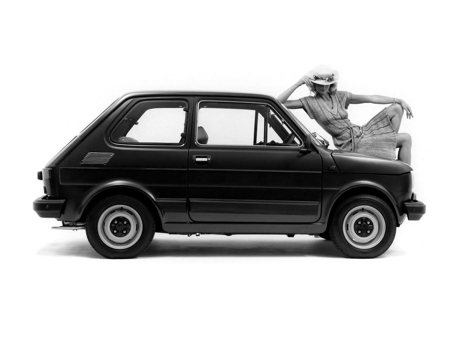 Fiat on Fiat 126 Engine