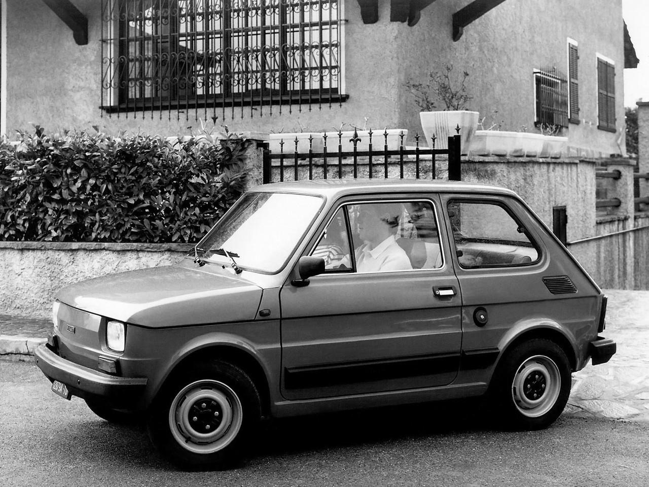 Fiat 126 1972 1973 1974 1975 1976 1977 1978 1979