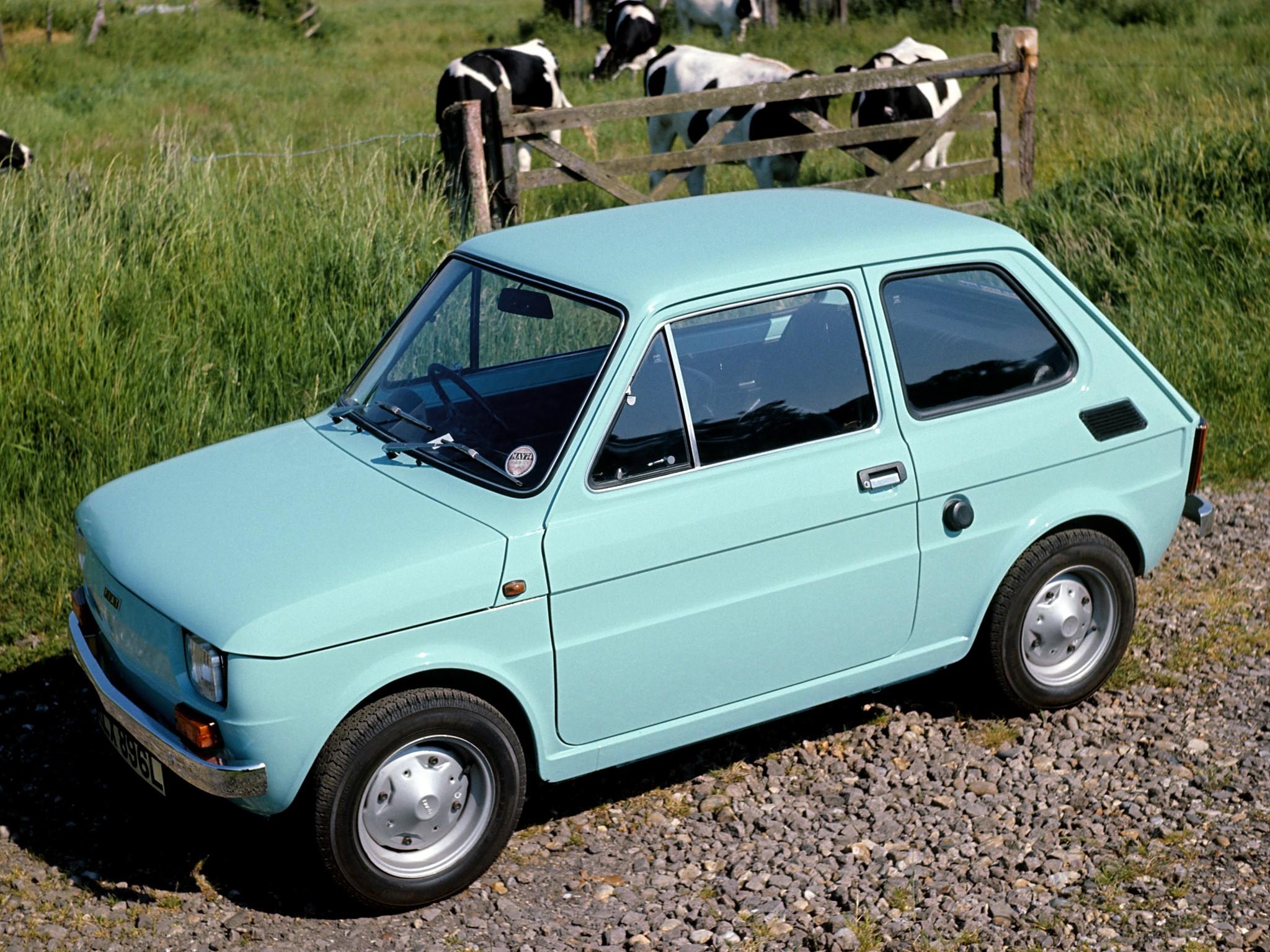 Fiat 126 Specs Amp Photos 1972 1973 1974 1975 1976
