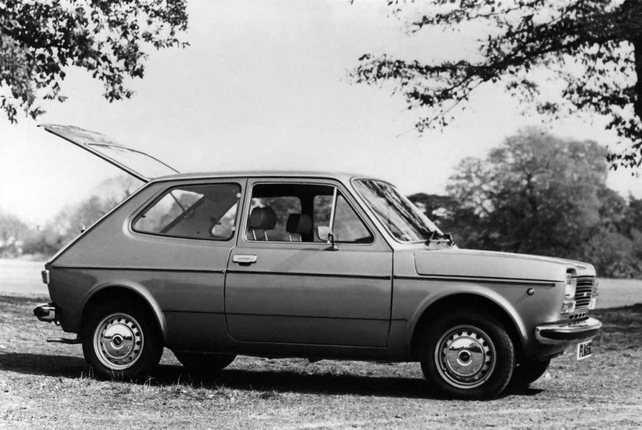 Super 1971 Fiat 127 Image collections - Cars Wallpaper Free LX76