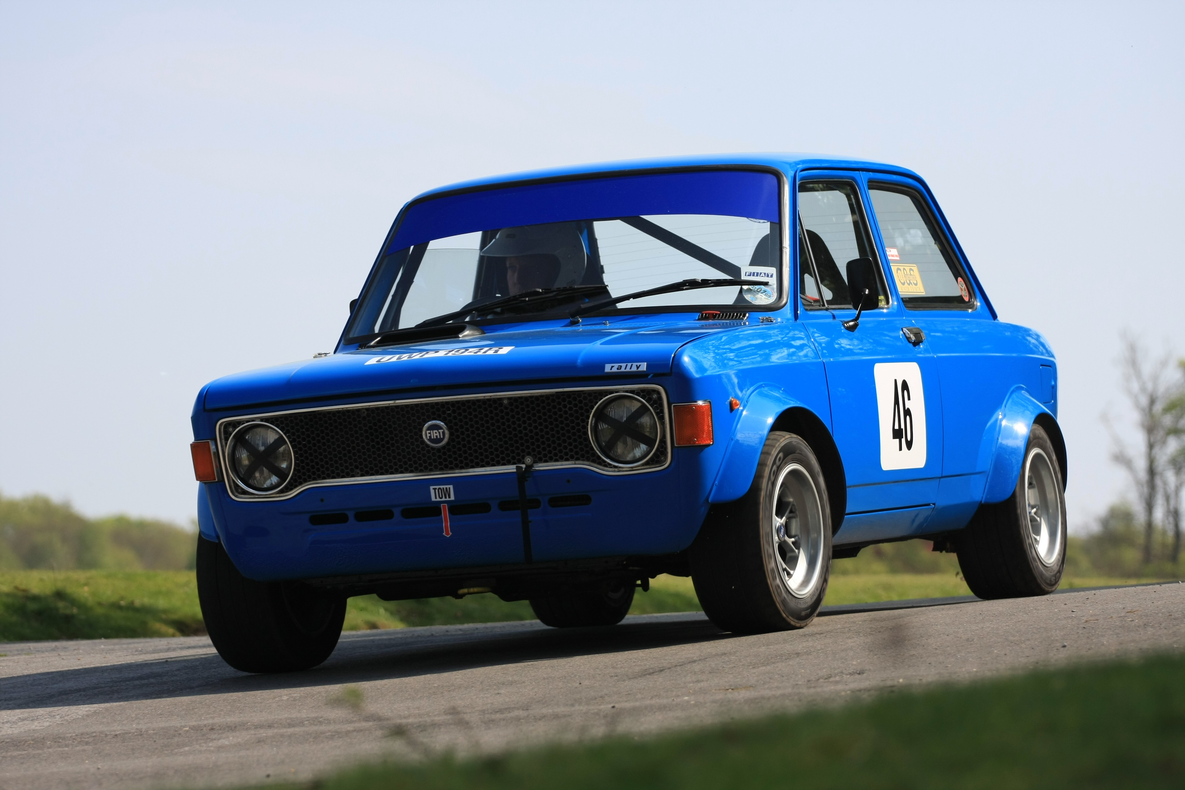 fiat 128 rally 1972 1973 1974 autoevolution. Black Bedroom Furniture Sets. Home Design Ideas