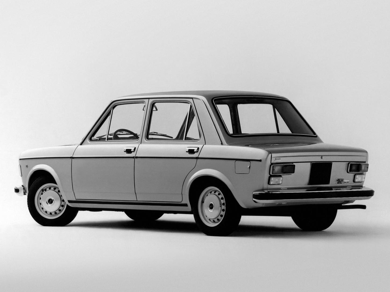 Fiat 128 Saloon Specs 1969 1970 1971 1972 1973 1974