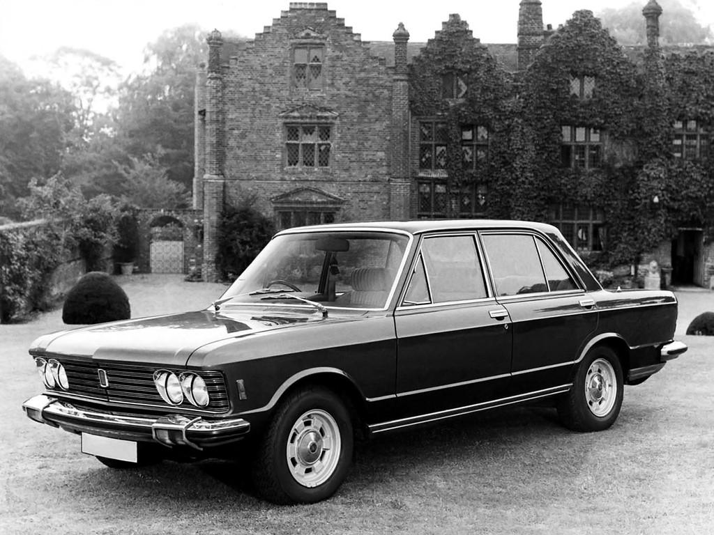 FIAT 130 2800/3200 Limousine specs & photos - 1969, 1970 ...