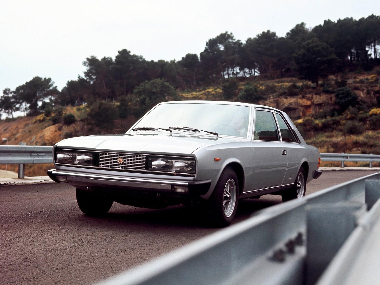 Fiat 130 3200 Coupe Specs Amp Photos 1971 1972