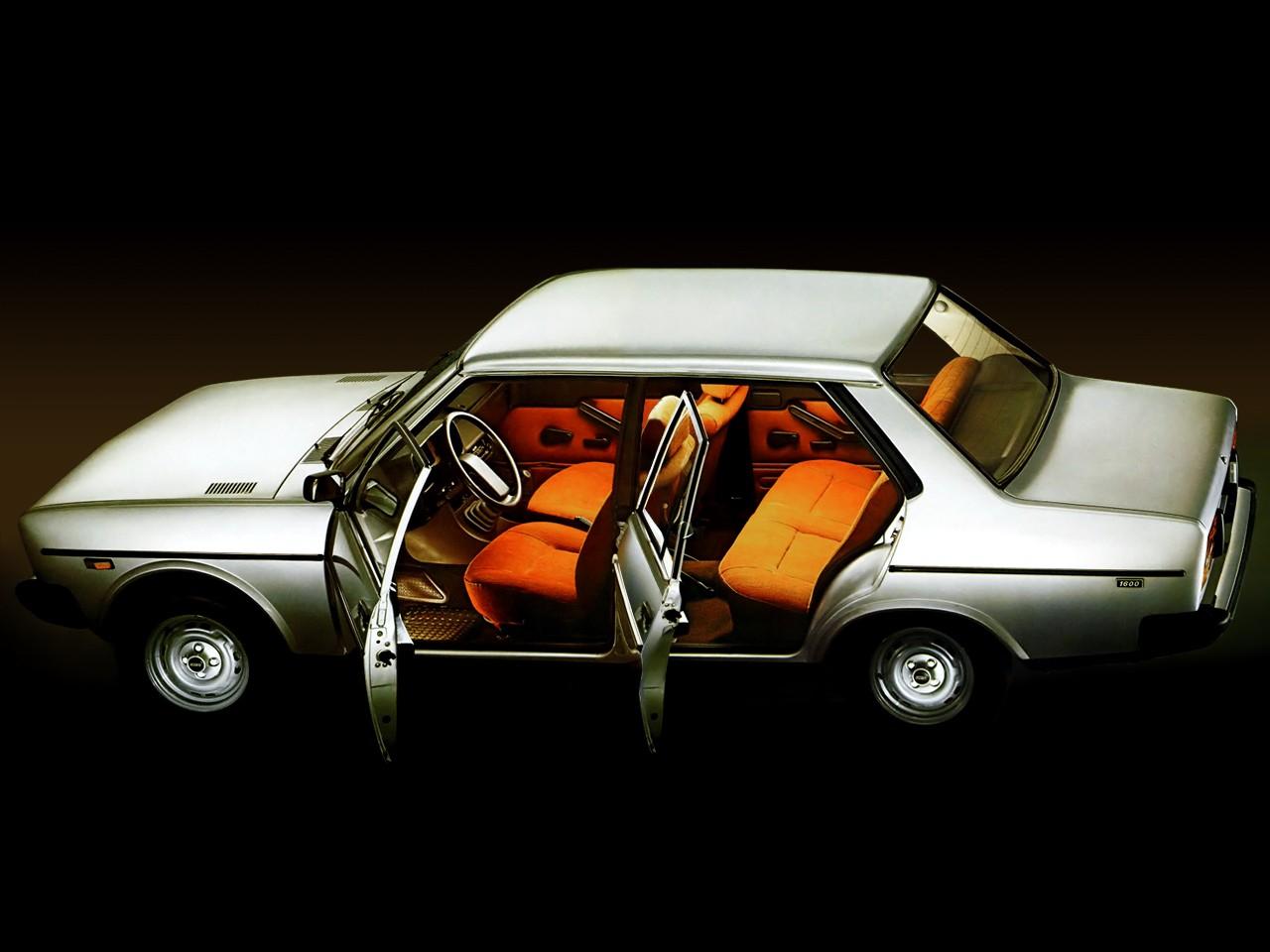 fiat 131 mirafiori 4 doors specs amp photos 1978 1979