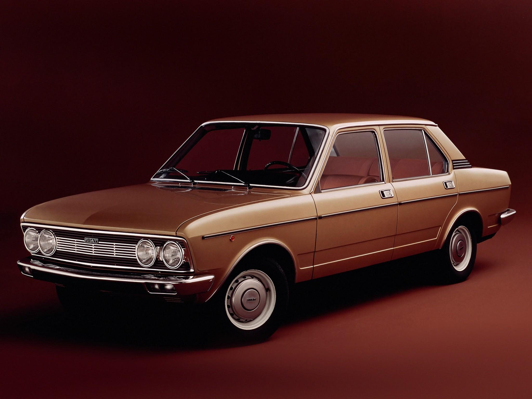 FIAT 132 specs & photos - 1972, 1973, 1974, 1975, 1976, 1977, 1978, 1979, 1980, 1981 - autoevolution