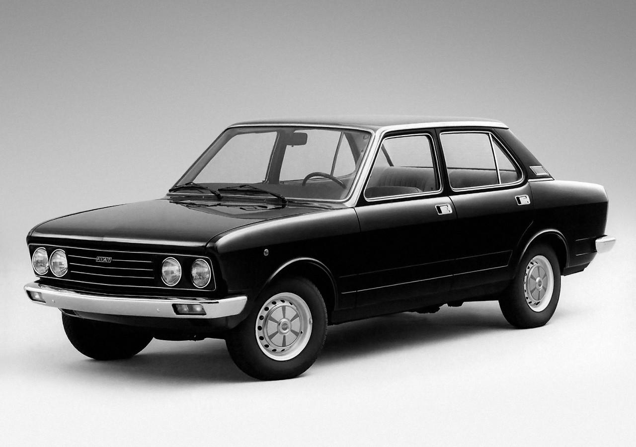 FIAT 132 - 1972, 1973, 1974, 1975, 1976, 1977, 1978, 1979 ...