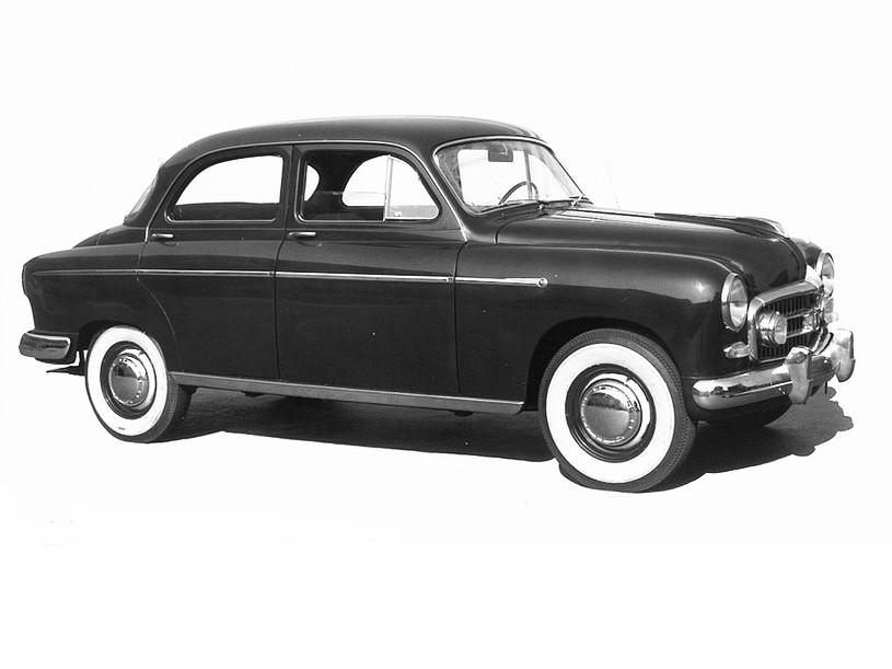 Fiat 1400 Specs Amp Photos 1950 1951 1952 1953 1954