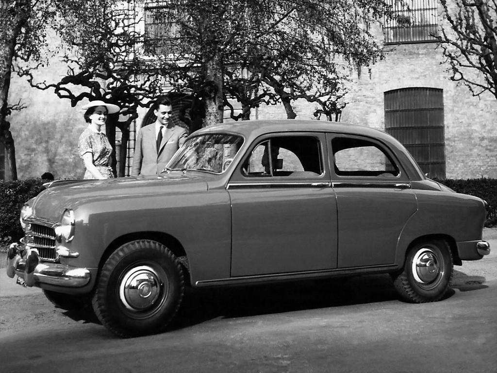 FIAT 1400 specs & photos - 1950, 1951, 1952, 1953, 1954 ...