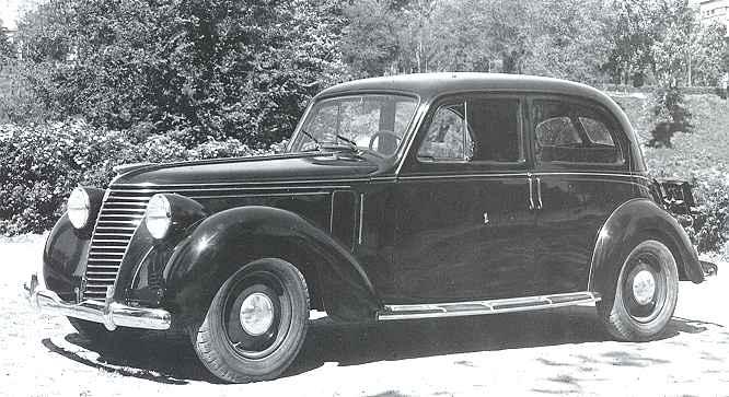 Fiat 1500 C Specs 1940 1941 1942 1943 Autoevolution