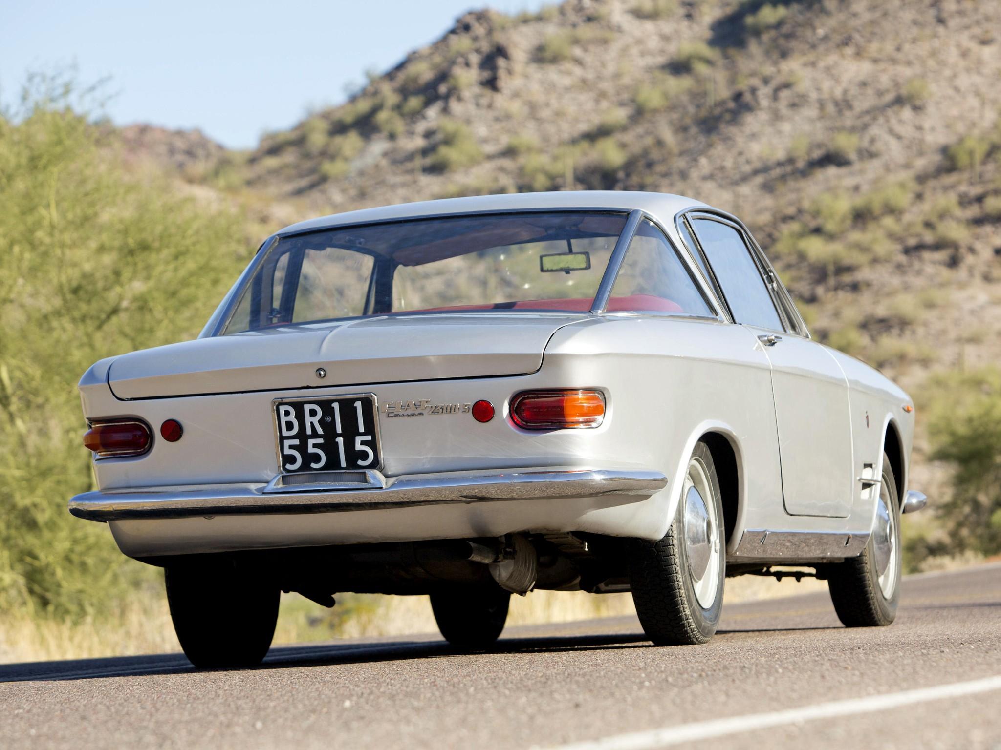 Legend Auto Body >> FIAT 2300 S Coupe specs & photos - 1961, 1962 - autoevolution