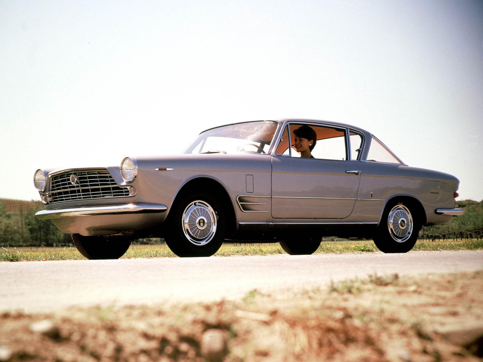 Fiat 2300 S Coupe Specs Amp Photos 1961 1962 Autoevolution