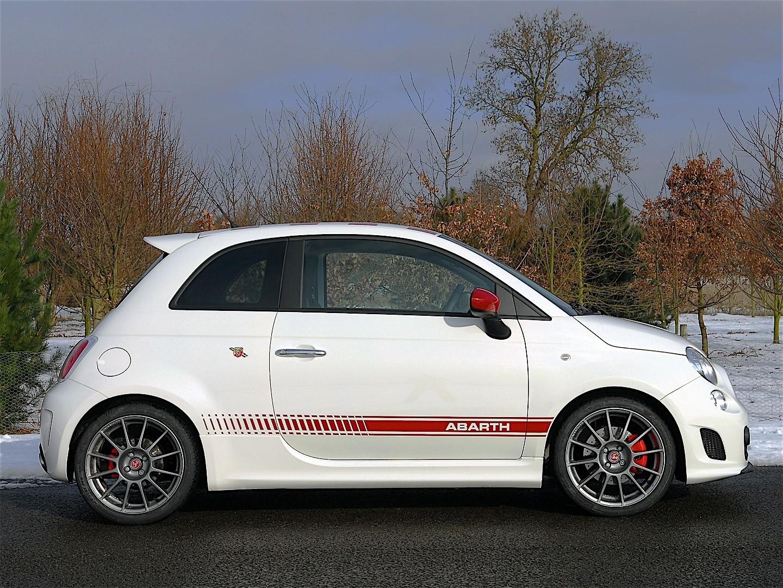 Fiat 500 Abarth Esseesse 2009 2010 2011 2012 2013