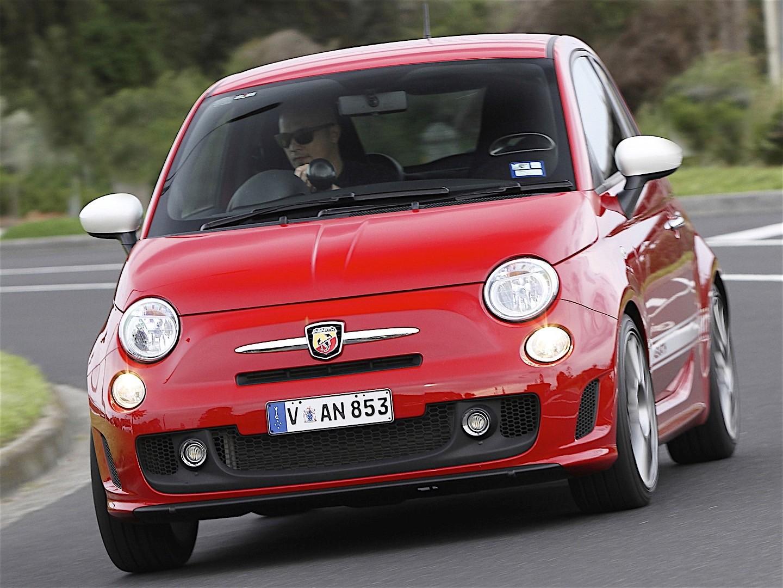 FIAT 500 Abarth esseesse specs - 2009, 2010, 2011, 2012, 2013, 2014