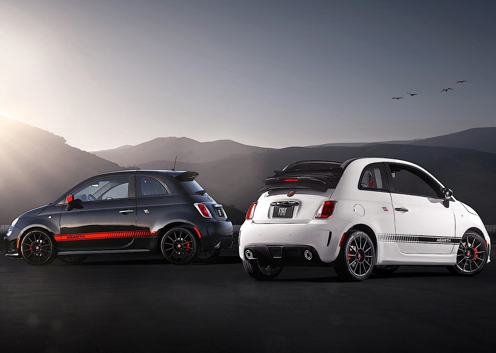 FIAT 500C Abarth specs & photos - 2012, 2013, 2014, 2015 ...