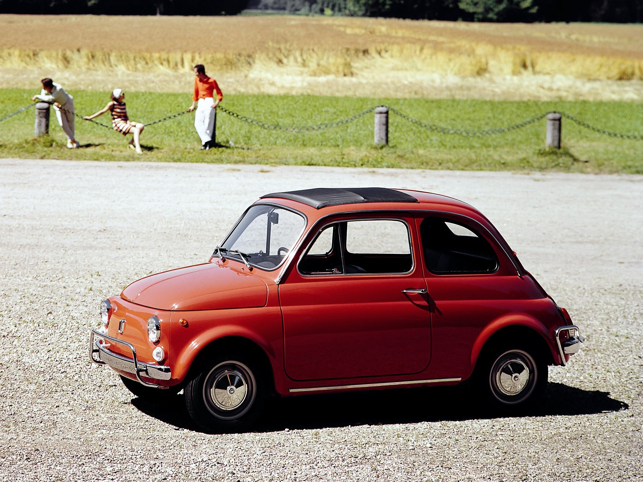 fiat 500 l lusso specs photos 1968 1969 1970 1971. Black Bedroom Furniture Sets. Home Design Ideas