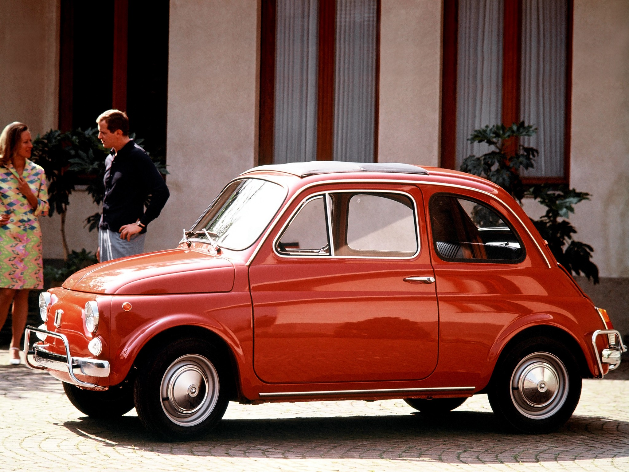 Fiat 500 L Lusso 1968 1969 1970 1971 1972