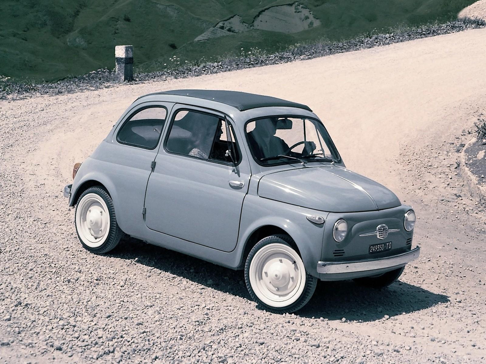 Fiat 500 Nouva Specs 1957 1958 1959 1960 Autoevolution