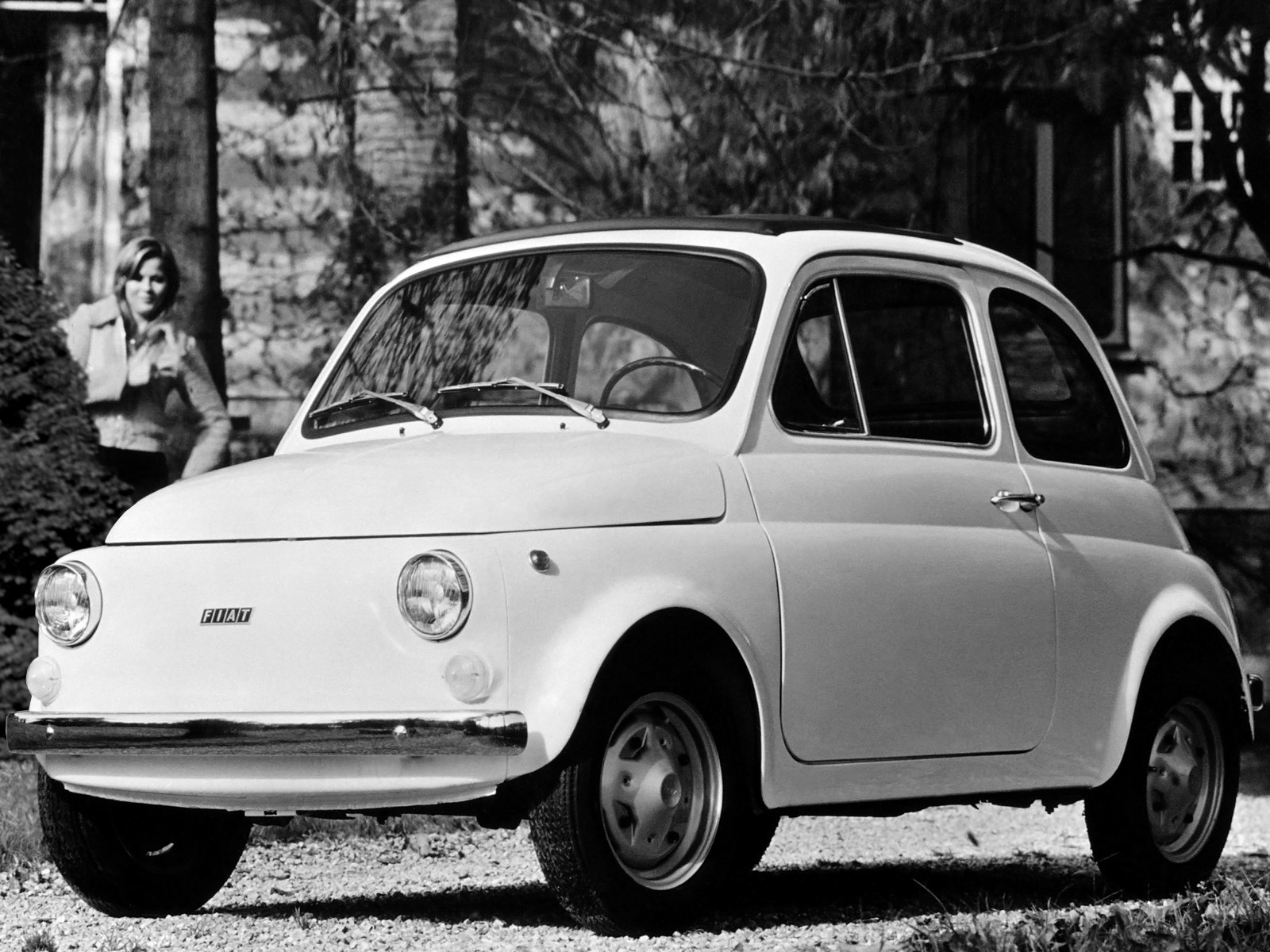 Fiat 500 R Rinnovata Specs Photos 1972 1973 1974 1975