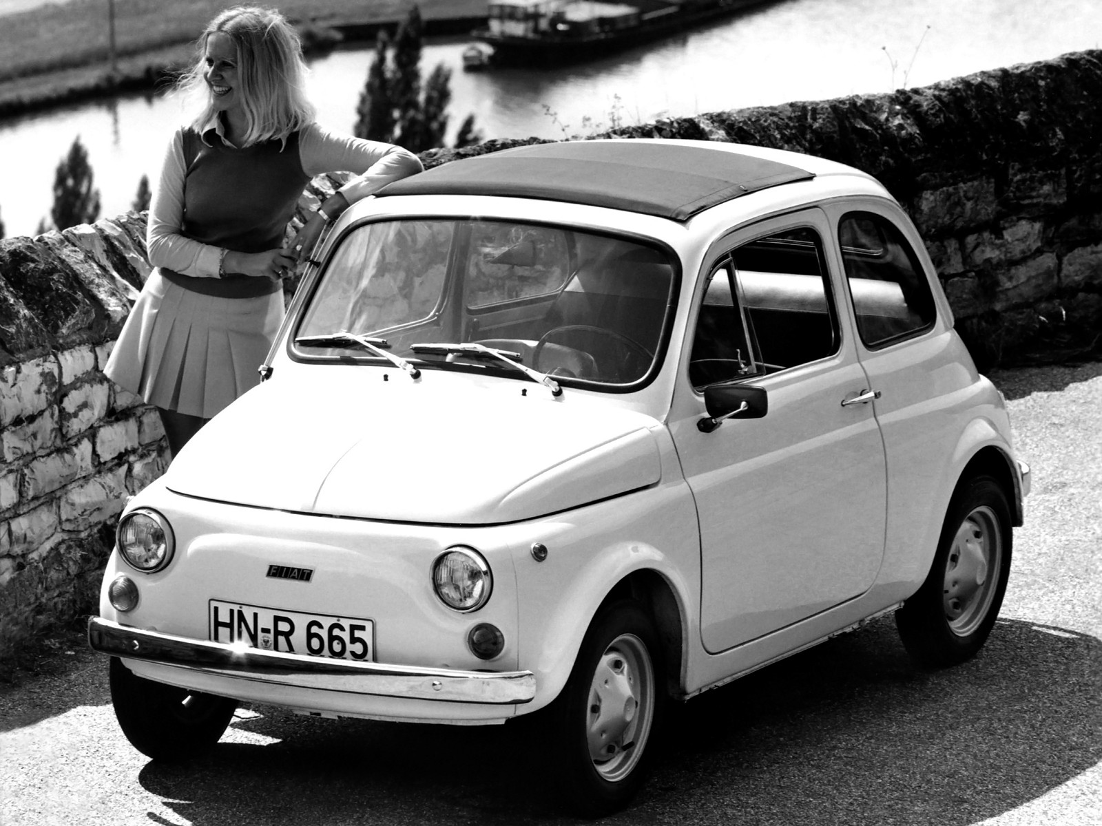 Legend Auto Body >> FIAT 500 R/Rinnovata specs & photos - 1972, 1973, 1974 ...