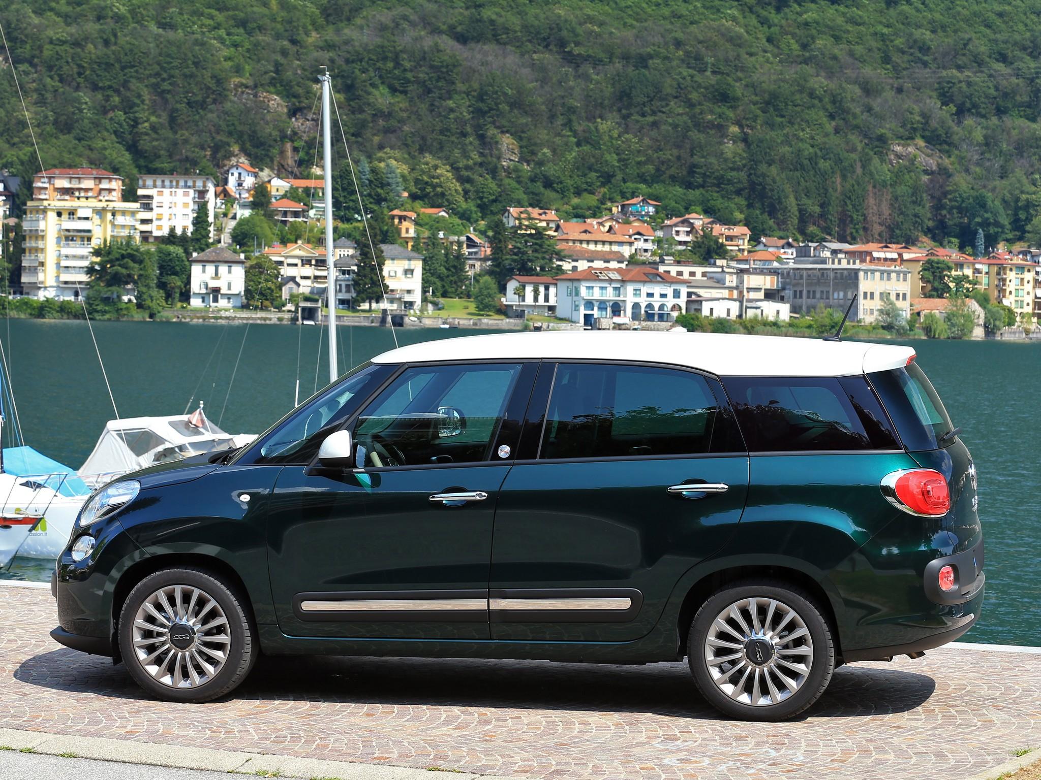 Fiat 500l Living 2013 2014 2015 2016 Autoevolution