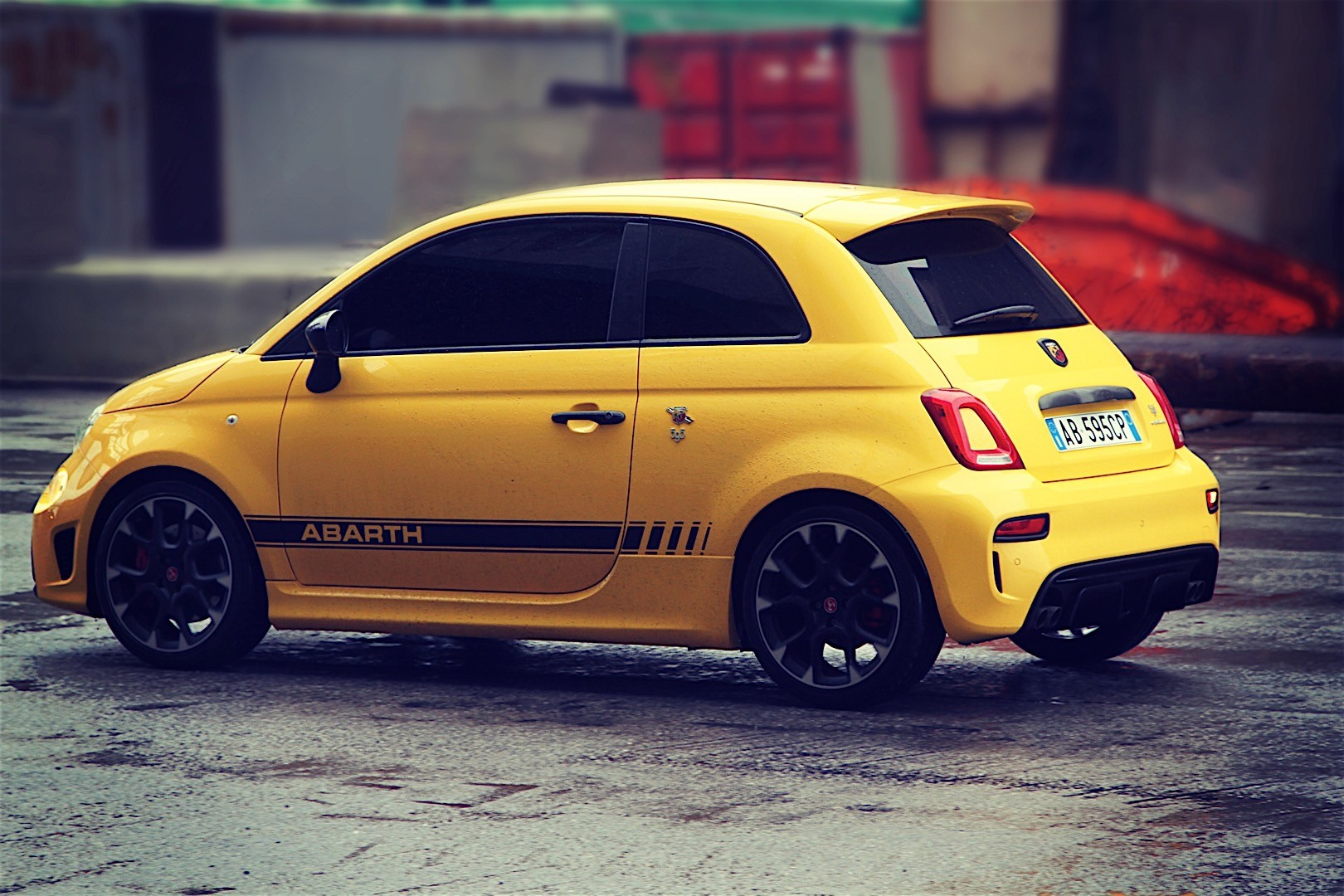 fiat 595 abarth specs photos 2016 2017 2018 2019 autoevolution. Black Bedroom Furniture Sets. Home Design Ideas
