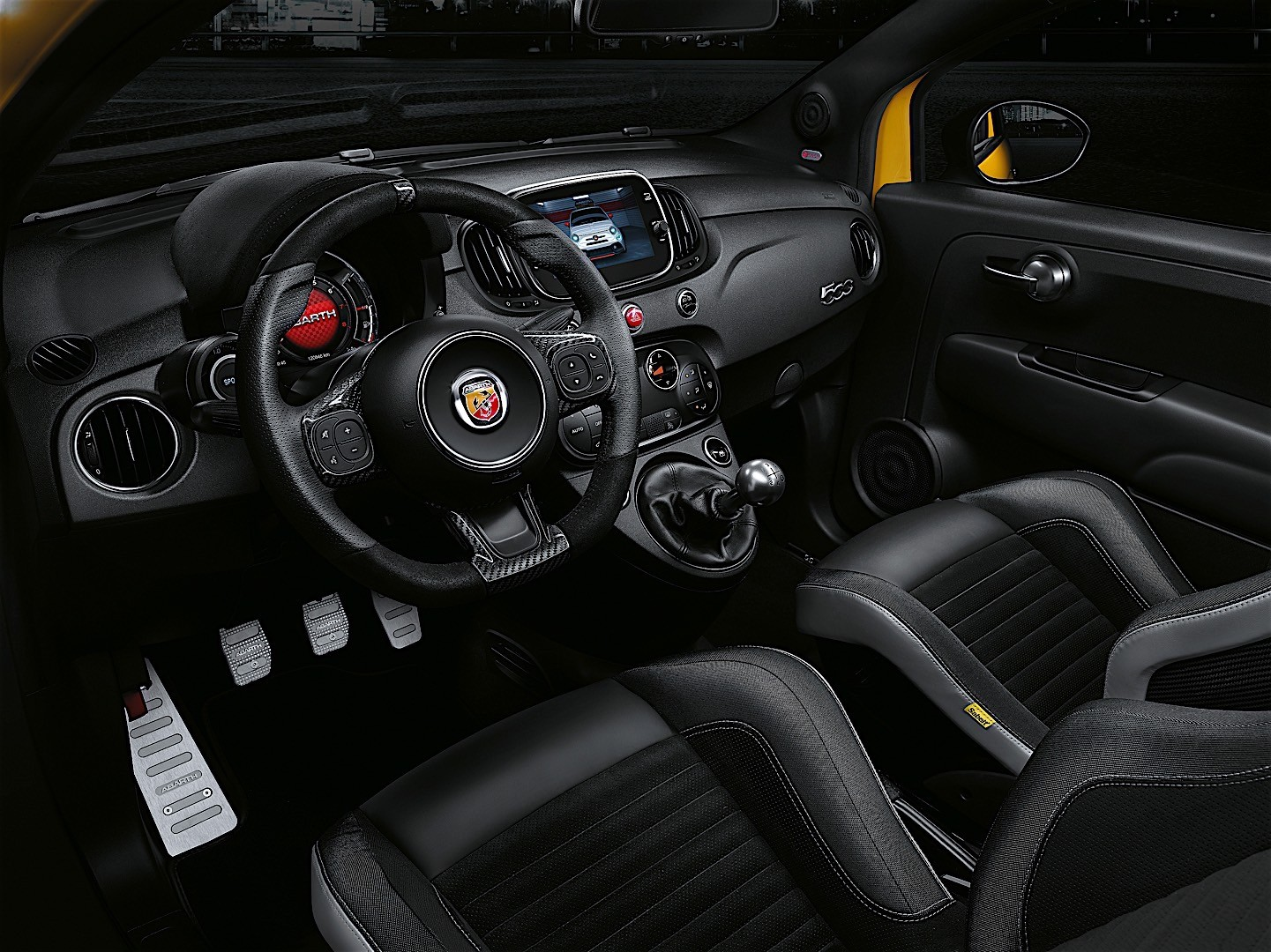 fiat abarth 595 autoevolution present cars