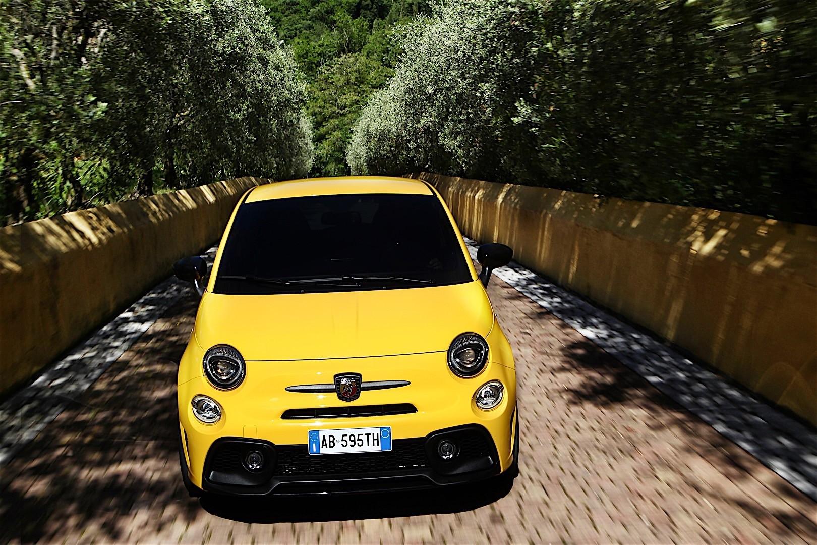 FIAT 595 Abarth specs - 2016, 2017, 2018 - autoevolution