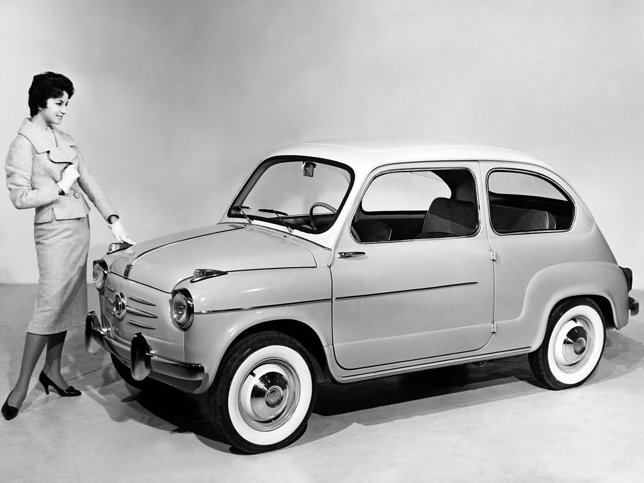 FIAT 600 specs & photos - 1955, 1956, 1957, 1958, 1959, 1960, 1961, 1962, 1963, 1964, 1965, 1966 ...