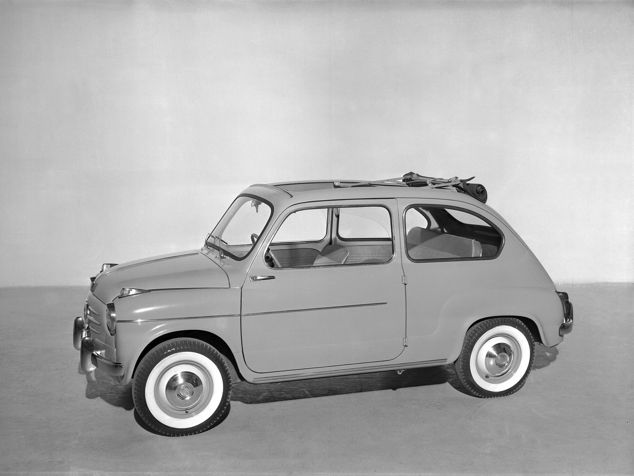 Fiat 600 D Specs 1964 1965 1966 1967 1968 1969