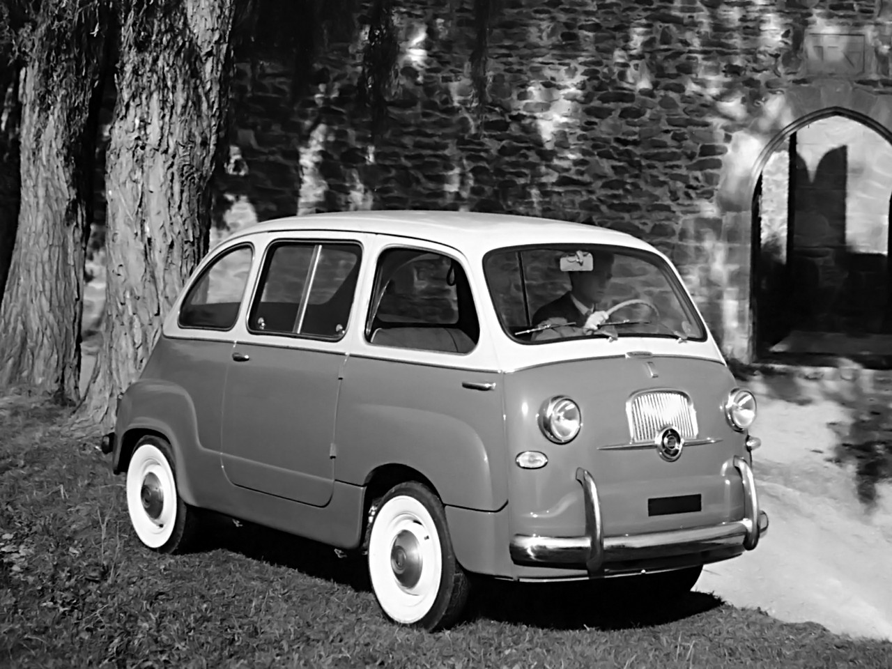 fiat 600 multipla specs 1955 1956 1957 1958 1959 1960 autoevolution. Black Bedroom Furniture Sets. Home Design Ideas