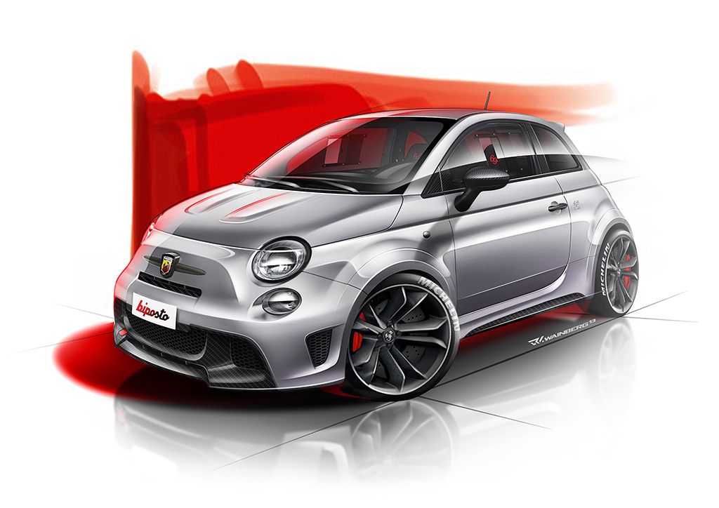 fiat 695 abarth biposto specs 2014 2015 2016 2017 autoevolution. Black Bedroom Furniture Sets. Home Design Ideas
