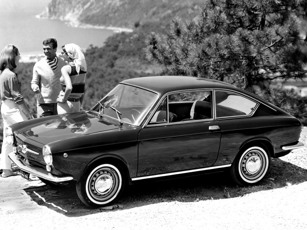 FIAT 850 Coupe specs & photos - 1965, 1966, 1967, 1968 ...