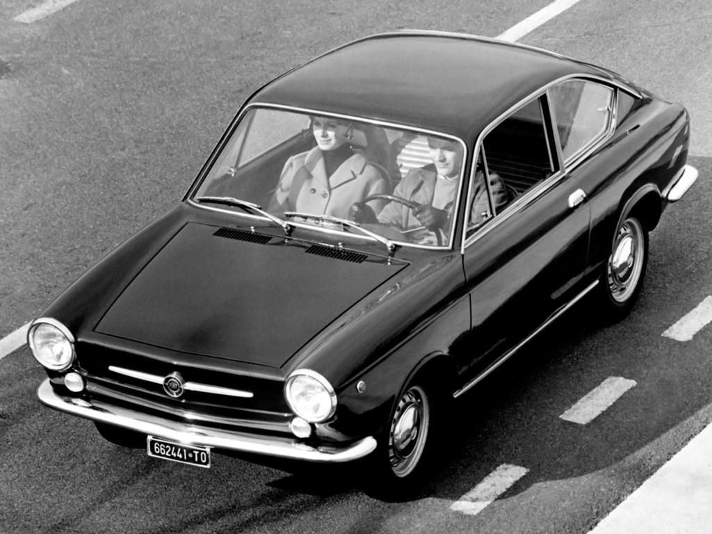 Fiat 850 Spider >> FIAT 850 Coupe - 1965, 1966, 1967, 1968 - autoevolution